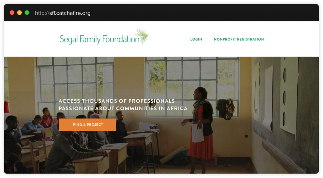 The Segal Family Foundation